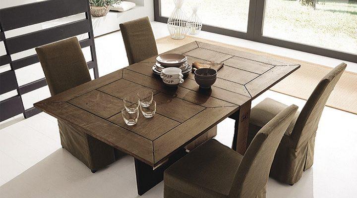 Altacorte i tavoli in massello - Tavoli in legno massello moderni ...