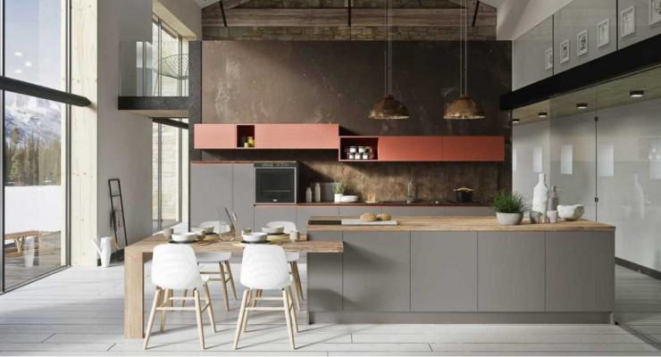 Le nuove bellissime cucine ykon - Cucine moderne bellissime ...