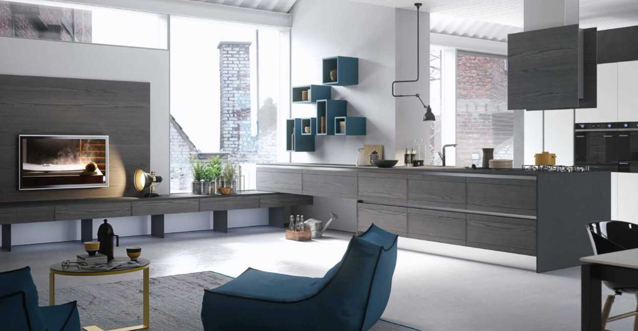 Finest le nuove bellissime cucine ykon ykonit with cucine - Cucine bellissime muratura ...