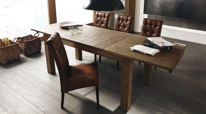 Altacorte, i tavoli in massello | ykon.it