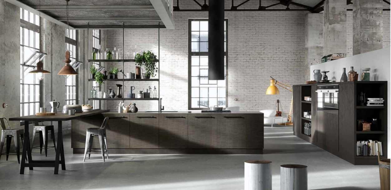 Le nuove bellissime cucine ykon - Cucine bellissime classiche ...