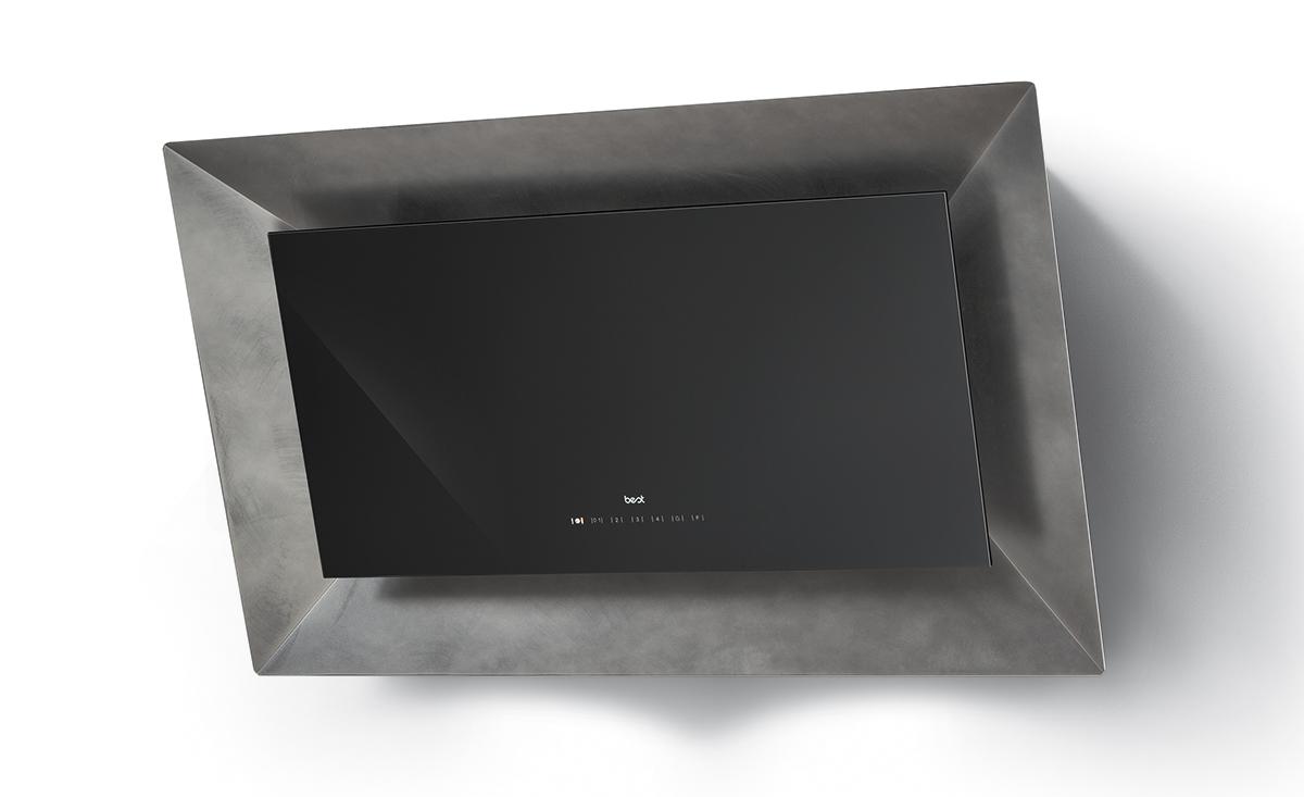 Cappe best purificare l 39 aria con stile e design ricercato for M3 arredamenti catalogo